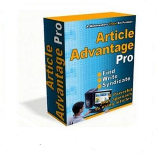 Pay for Article Advantage Pro.Marketing