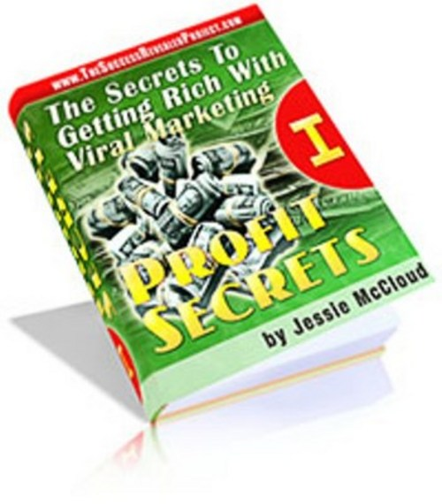 Pay for Secrets To Getting Rich With Viral Marketing .pdf
