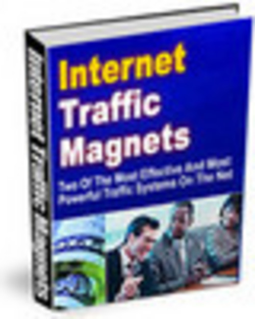 Pay for Internet Traffic Magnets