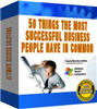 Thumbnail 50 Things Most Successful Business People Have! (with PLR)