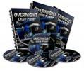 Thumbnail Overnight Cash Pump Video Course - with RR + MYSTERY BONUS!