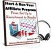Thumbnail How To Start and Run Your Affiliate Program+2 BONUSES!