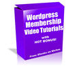 Thumbnail Wordpress Membership Site Video Course - with PLR + BONUS!