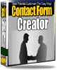 Thumbnail Contact Form Creator - with Master Resell Rights+2 BONUSES!