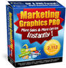 Thumbnail Marketing Graphics Pro Package - with 2 Mystery BONUSES!