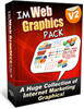 Thumbnail Internet Marketing Graphics Pack V2 + 2 Mystery BONUSES!