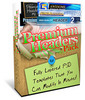 Thumbnail 25 Premium Headers Pack2 - with 2 Mystery BONUSES!