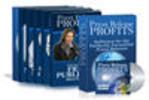 Thumbnail Press Release Profits Home Study Course - with 5 BONUSES!