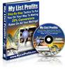 Thumbnail My List Profits - Master Resell Rights + 2 Mystery BONUSES!