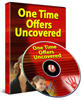 Thumbnail One Time Offers Uncovered - with MRR + 2 Mystery BONUSES!