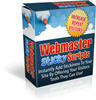 Thumbnail Webmaster Sticky Scripts - Master Resell Rights + BONUSES!