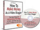 Thumbnail How To Make Money As A Video Blogger - MRR + 2 BONUSES!