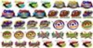 Thumbnail 5 Sets of Order Button Graphics - with FULL PLR + 2 BONUSES!