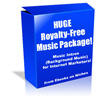 Detail page of Huge Royalty-free Music Package For Internet Marketers!