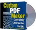 Thumbnail Custom PDF Maker - Master Resell Rights + 2 Mystery BONUSES!