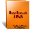 Thumbnail Bad Breath 1 PLR  10 Articles on Bad Breath