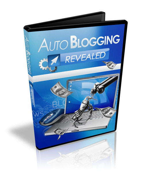 Pay for Autoblogging Revealed Video Course - with BONUS!