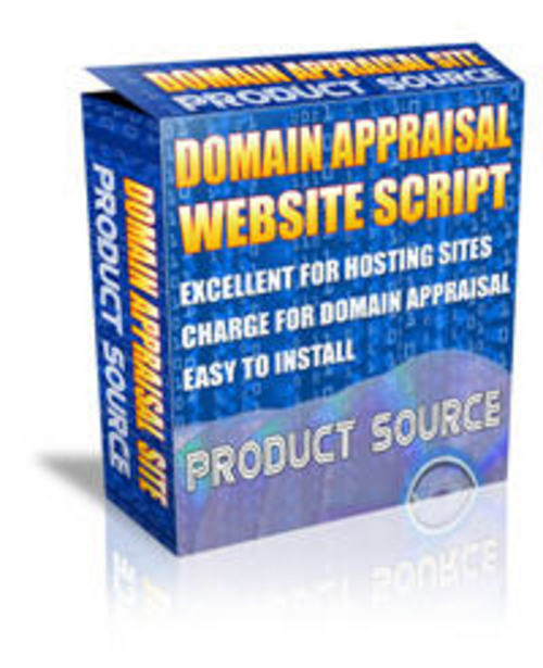 Pay for Domain Appraisal Script - Master Resell Rights + BONUS!