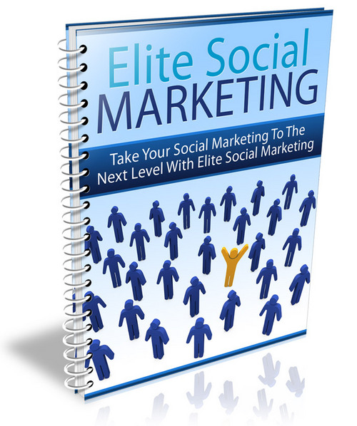 Pay for Elite Social Marketing - with Private Label Rights + BONUS!