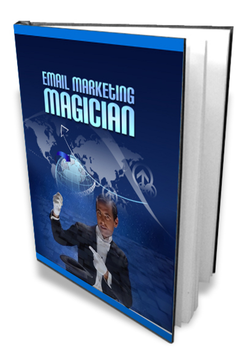 Pay for Email Marketing Magician Ebook - with Master Resell Rights + BONUS