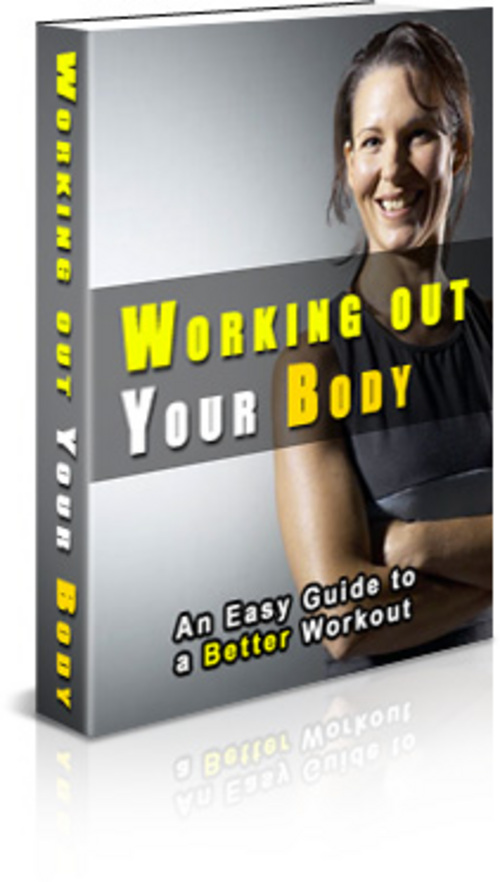Pay for Fitness Workout - with Private Label Rights + MYSTERY BONUS!