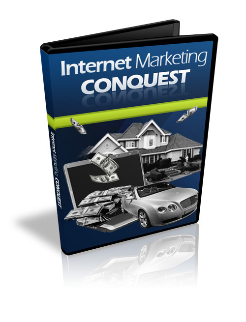 Pay for Internet Marketing Conquest Video Course - with BONUS!