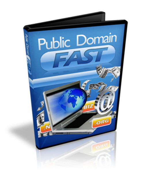 Pay for Public Domain Fast Video Course - with RR + MYSTERY BONUS!