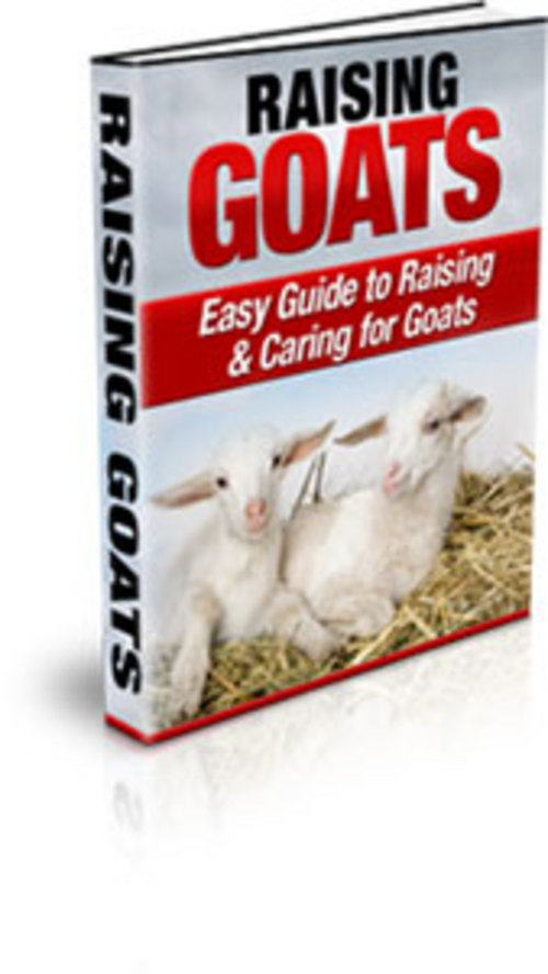 Pay for Raising Goats - with Private Label Rights + MYSTERY BONUS!