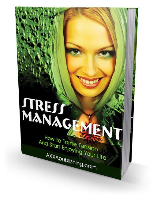 Pay for Stress Management Ebook - with Private Label Rights + BONUS!