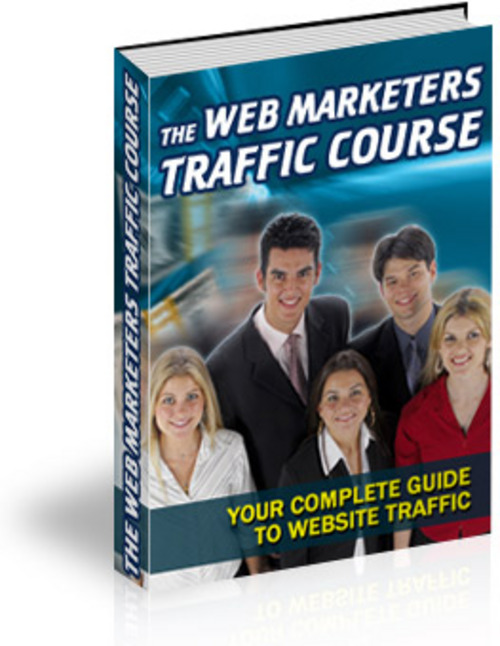 Pay for Web Marketers Traffic Guide - Master Resell Rights + BONUS!
