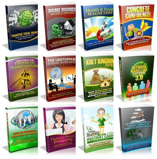 Pay for 12 Niche Products - with No Restriction PLR + MYSTERY BONUS
