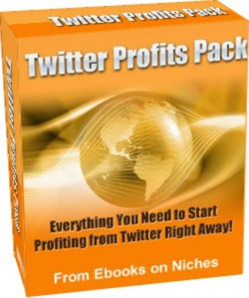 Pay for Twitter Profits Pack - with a Mystery BONUS!