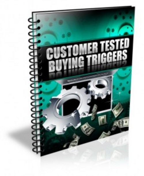 Pay for Customer-Tested Buying Triggers - with FULL PLR + BONUS!