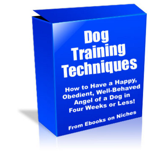 Pay for Dog Training Techniques - with FULL PLR+Mystery BONUS!