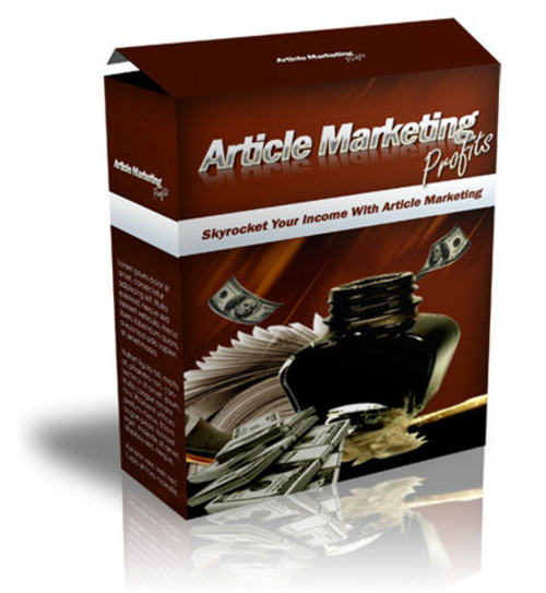 Pay for Article Marketing Profits Video Course - with MRR + BONUS!