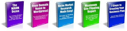 Pay for 5 Reports on Internet Marketing - with Resell Rights+BONUSES