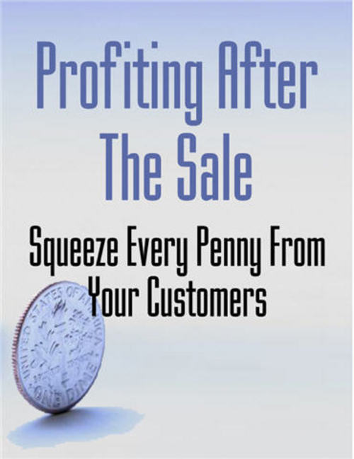 Pay for Profiting After The Sale - with FULL MRR+2 Mystery BONUSES