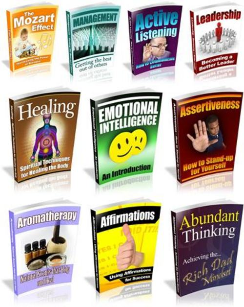Pay for 10 Personal Development Reports - with MRR+2 Mystery BONUSES