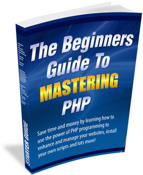 Pay for Beginner´s Guide to Mastering PHP - MRR + 2 Mystery BONUSES!