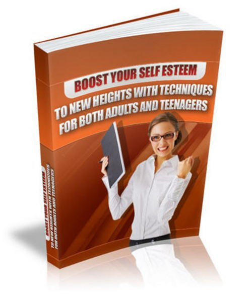 Pay for Boost Your Self-Esteem - with FULL MRR + 2 Mystery BONUSES!
