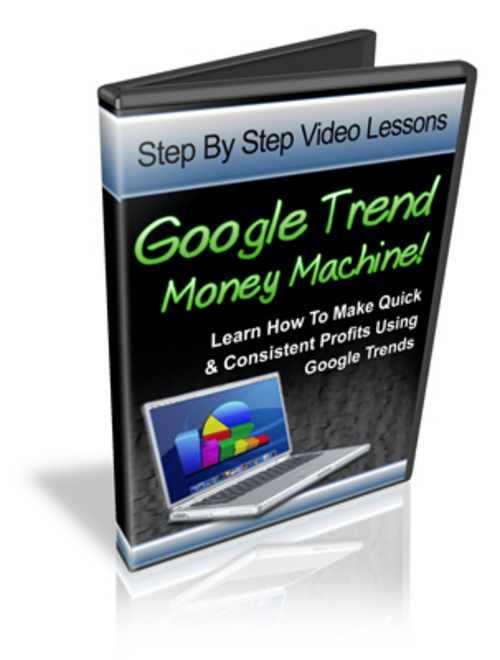 Pay for Google Trends Money Machine - Video Course with BONUSES!