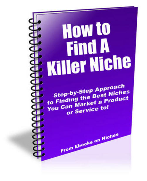 Pay for How to Find A Killer Niche - with PLR + 2 Mystery BONUSES!