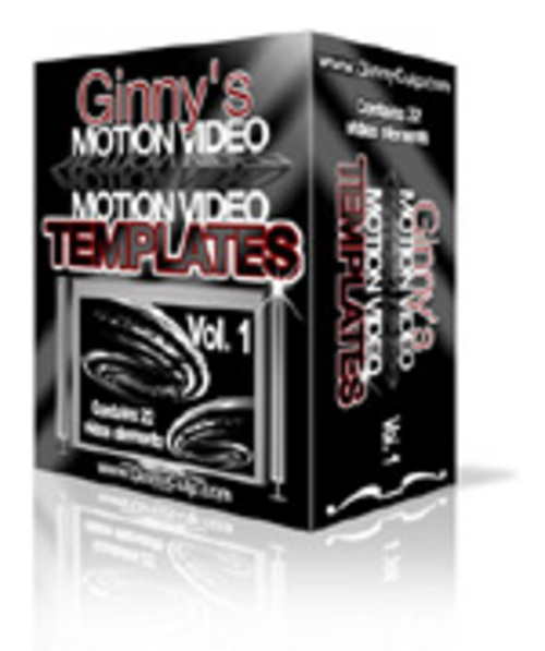Pay for Motion Video Elements and Backgrounds + 2 Mystery BONUSES!