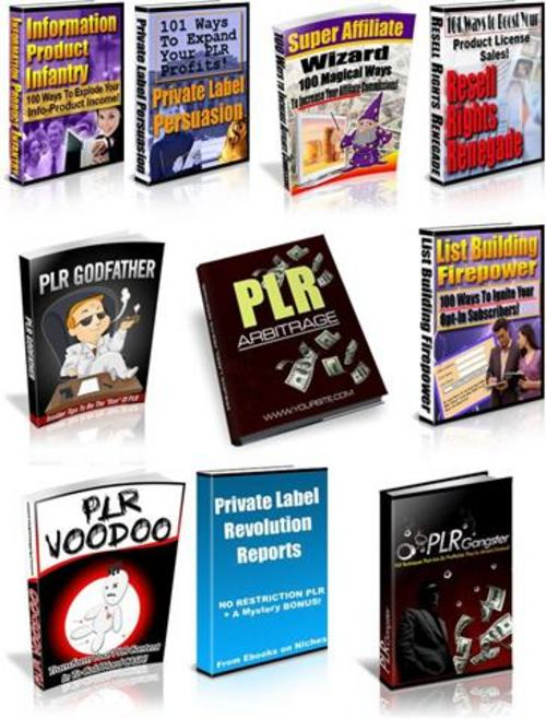Pay for Ultimate PLR Marketing Secrets Package + 2 Mystery BONUSES!