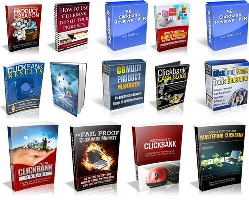 Pay for Ultimate Clickbank Marketing Secrets Pack+2 Mystery BONUSES!