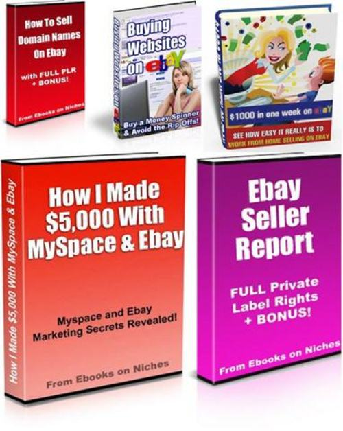Pay for Ultimate Ebay Marketing Secrets Pack + 2 Mystery BONUSES!