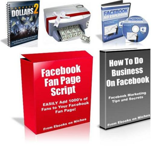 Pay for Ultimate Facebook Marketing Secrets Pack1 +2 Mystery BONUSES