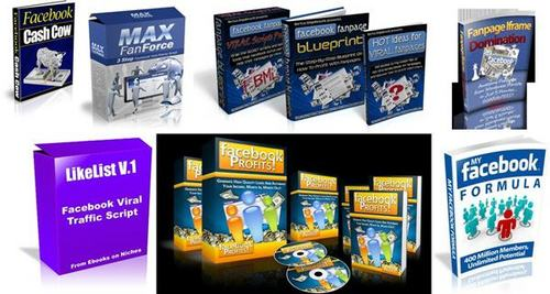 Pay for Ultimate Facebook Marketing Secrets Pack2 +2 Mystery BONUSES