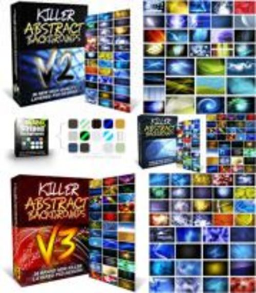 Pay for Ultimate Background Graphics Pack + 2 Mystery BONUSES!