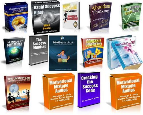 Pay for Ultimate Mindset Secrets Pack + 2 Mystery BONUSES!